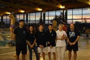 Championnats de France Nationale 2, petit bassin
