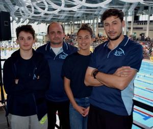 Championnats de France de Nationale 2 Hiver grand bassin – Limoges