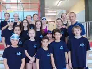 Résultats 2ème journée Natathlon: une quatrième qualification pour l'ACAP aux régionaux moins de 13 ans