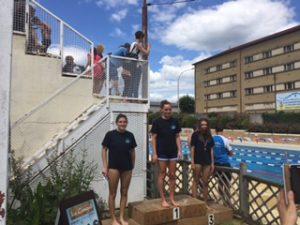 Championnats départementaux d'été Sarlat 26 juin 2016