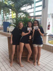 Natation Synchronisée Résultats 3ème journée de Synchronat Les filles de l'ACAP poursuivent leur progression