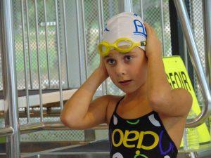 Natation de course et natation synchronisée Les jeunes de l'ACAP assurent la relève !