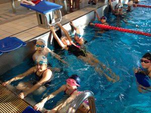 Session d'examen du sauv nage du 25/01 : la liste des enfants convoqués