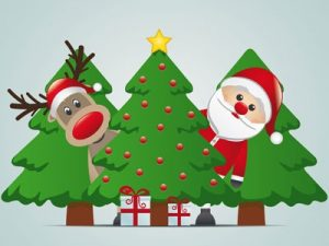 samedi 16 décembre 2017 : c'est Noël au club! Venez nombreux