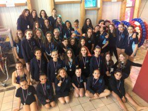 Natation artistique : Les filles de l'ACAP cartonnent et se qualifient pour les interrégionaux