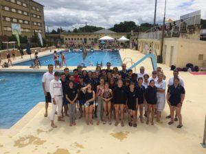 Championnats départementaux d'été : les nageurs de l'AC Agglo périgueux dominent les débats