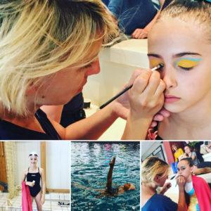 Natation artistique : Victoria, 1ère nageuse du club qualifiée pour les N3 circuit FINA