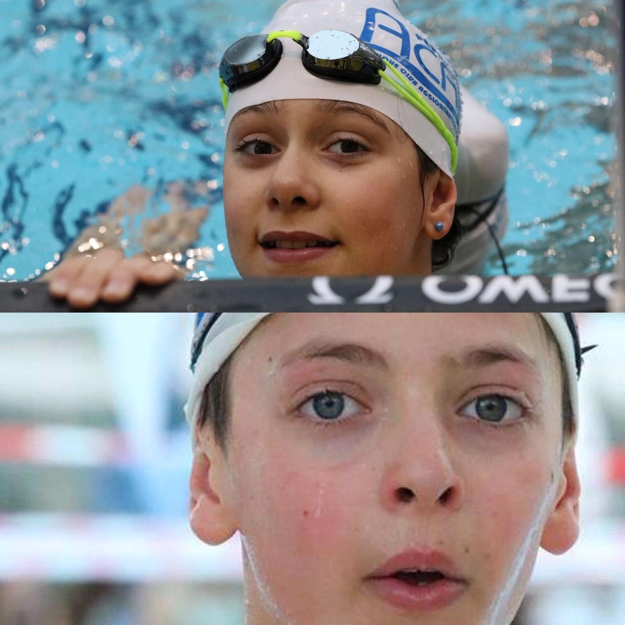 2 jeunes qualifiés au championnat de France