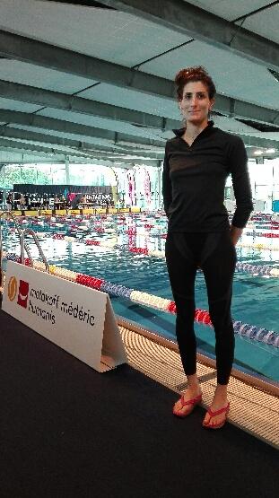Championnats de France Handisport : Cyrielle Fischer reste sur sa faim!