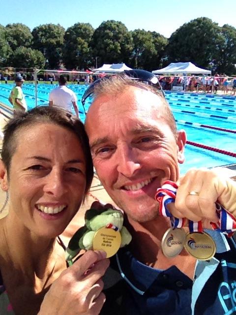 2 nouveaux titres de champions de France Masters pour le couple Meyer