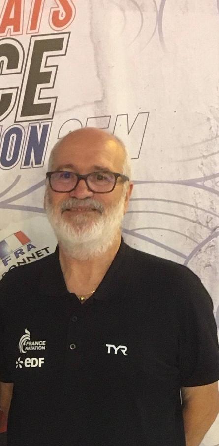 3 membres du club élus à la Ligue Régionale Nouvelle Aquitaine de Natation